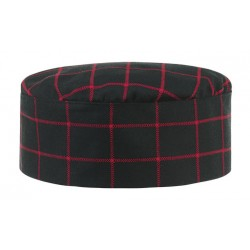Gorro Cocina EGOCHEF Tamburello Red Square 680128