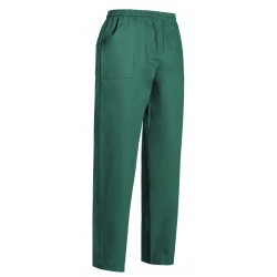 Pantalón enfermero unisex EGOCHEF 205010 MEDICAL GREEN
