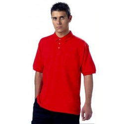Polo laboral MONZA 3000 (Sólo disponible 1 unidad de la talla S color beige)