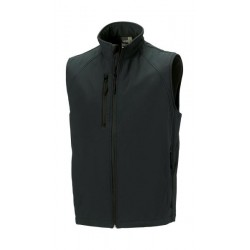 Chaleco Softshell de hombre RUSSELL 141M