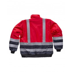 Piloto impermeable combinada reflectante WORKTEAM C3737