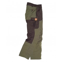 Pantalón impermeable tejido Oxford y Ripstop WORKTEAM S8310