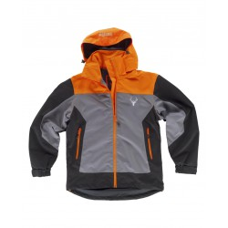 Chaqueta impermeable combinada tricolor WORKTEAM S8225