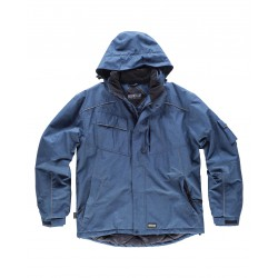 Parka acolchada impermeable WORKTEAM S1150