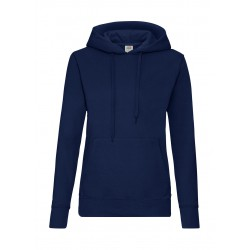 Sudadera mujer capucha FRUIT OF THE LOOM 62-038-0